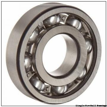 EBC 6306 2RS C3  Single Row Ball Bearings