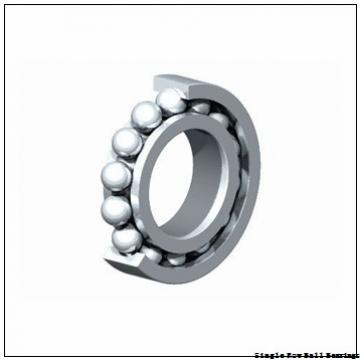 EBC 6003 2RS C3  Single Row Ball Bearings