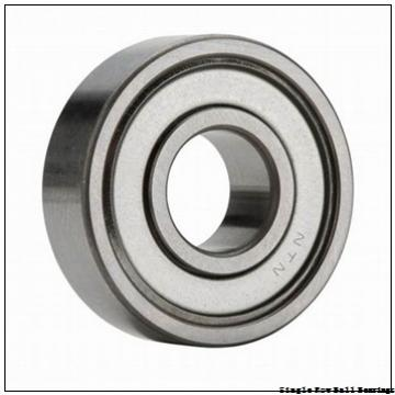 EBC 627 2RS  Single Row Ball Bearings