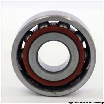 0.472 Inch | 12 Millimeter x 1.26 Inch | 32 Millimeter x 0.626 Inch | 15.9 Millimeter  GENERAL BEARING 5201  Angular Contact Ball Bearings
