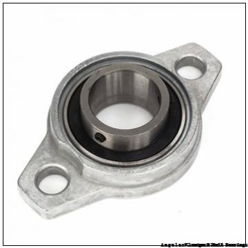 QM INDUSTRIES QVVFK20V080SEM  Flange Block Bearings