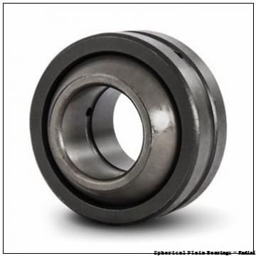 1.378 Inch | 35 Millimeter x 2.165 Inch | 55 Millimeter x 0.984 Inch | 25 Millimeter  RBC BEARINGS MB35  Spherical Plain Bearings - Radial