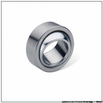 3.75 Inch | 95.25 Millimeter x 5.875 Inch | 149.225 Millimeter x 2.34 Inch | 59.436 Millimeter  RBC BEARINGS B60-SA  Spherical Plain Bearings - Thrust