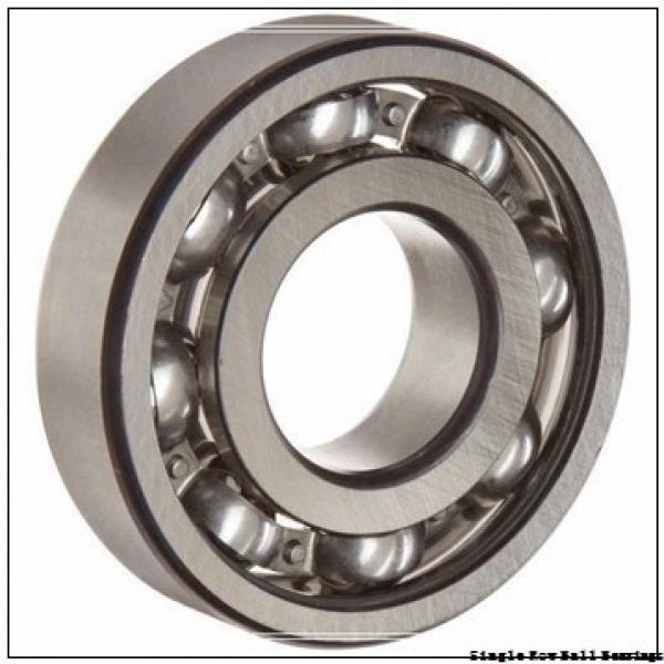 EBC 1654 2RS  Single Row Ball Bearings #2 image