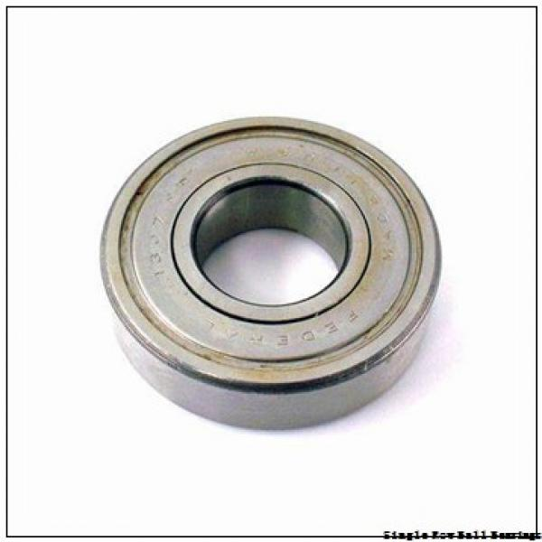 EBC R4A ZZ  Single Row Ball Bearings #1 image