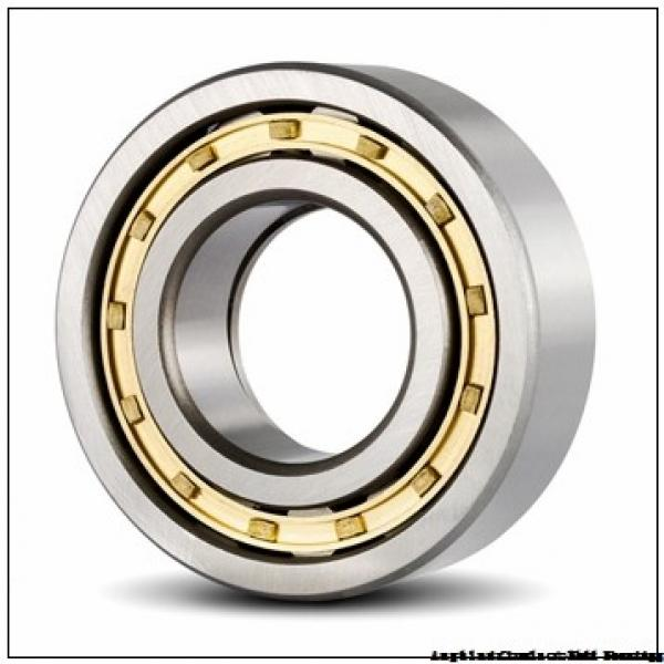 85 mm x 210 mm x 52 mm  FAG NU417-M1  Cylindrical Roller Bearings #1 image