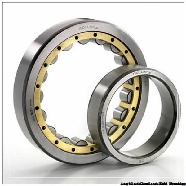 90 mm x 225 mm x 54 mm  FAG NU418-M1  Cylindrical Roller Bearings #1 image