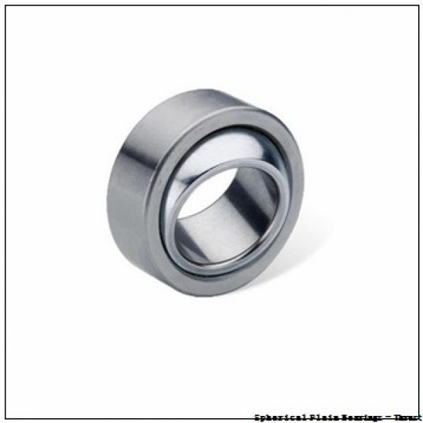 3.58 Inch | 90.932 Millimeter x 5.125 Inch | 130.175 Millimeter x 1.545 Inch | 39.243 Millimeter  RBC BEARINGS ORB52SA  Spherical Plain Bearings - Thrust #1 image